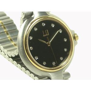 ダンヒル 腕時計 エリート 12P SS クオーツ|e78nakaya
