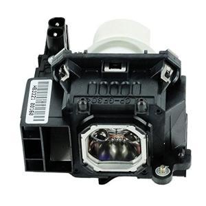 Jmolgoc 交換用 ランプ NP15LP プロジェクター用ランプユニット フレーム付 きのために適した (汎用)NEC M230X M260W M260|ea-s-t-store