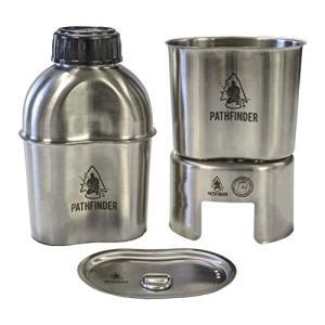 PATHFINDER (パスファインダー) GEN2 Canteen Cooking Set (キャンティーン クッキング セット) [並行輸入品]|ea-s-t-store