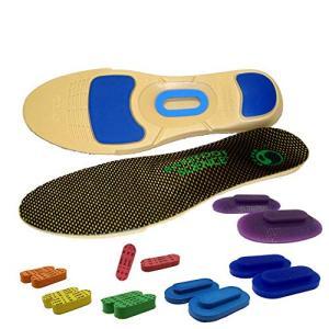 【Barefoot Science インソール】7段階 上級用 フルタイプ (フルタイプ Mサイズ)