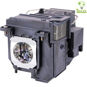 Angrox プロジェクター 交換用 ランプ ELPLP80 エプソン EPSON EB-1420WC6/EB-1420WC7/EB-1420WT/EB-1430WT/EB-580/EB-580C9/EB-585W/EB-585WC|ea-s-t-store