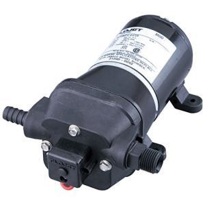 ジャブスコ(Jabsco) 4ピストンダイアフラム圧力ポンプ 12500mL/min 4405-343 /1-1505-02|ea-s-t-store
