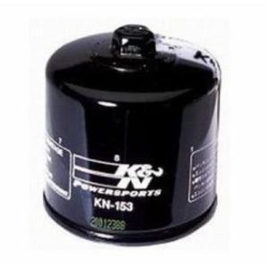 K&N(ケーアンドエヌ) オイルフィルター KN-153 ブラック DUCATI KN-153 [並行輸入品]|ea-s-t-store