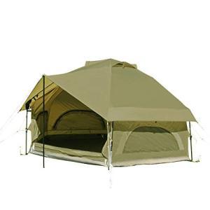 DOD(ディーオーディー) キノコテント かわいい 簡単 ワンタッチ テント|ea-s-t-store