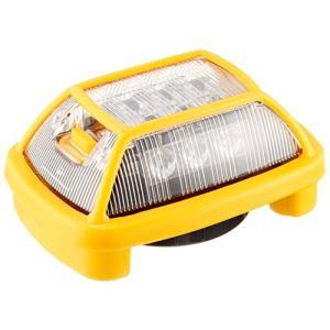NIKKEI(日惠製作所) ニコハザード VK16H型 LED警告灯 赤 VK16H004H3R|ea-s-t-store