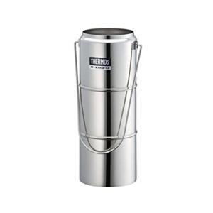サーモス(Thermos) サーモス ステンレスデュワー瓶(フタ無し) D-2001 /5-241-12|ea-s-t-store