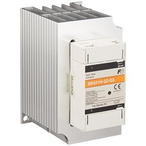 富士電機機器制御 単極400V小容量ヒータ負荷専用ソリッドステートコンタクタ DC524V SS421H-3Z-D3|ea-s-t-store