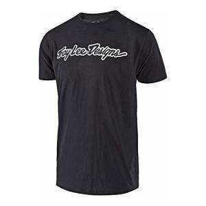 Troy Lee カジュアルシャツ 半袖 Signature 18-19年 現行モデル ブラック/L [並行輸入品]|ea-s-t-store