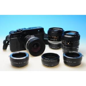 対応カメラ:フジFX 対応レンズ:M42・ペンタックS 使用方法:カメラ設定はマニュアルか絞り優先A...