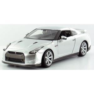 マイスト MAISTO 31294 S 日産GTR 2009 Nissan GT-R Special Edition シルバー ダイキャスト 完成品 1/24 [並行輸入品|ea-s-t-store