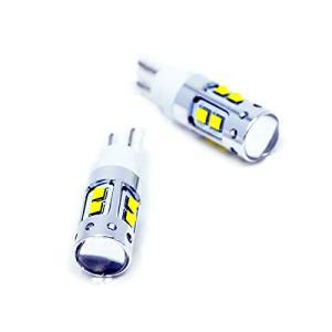 fcl. LEDバルブ T10/T16 プロジェクタータイプ2個セット ポジションとバックランプにおススメの明るさ|ea-s-t-store