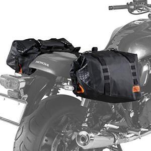 DOPPELGANGER(ドッペルギャンガー) ターポリンサイドバッグ 【キャンプツーリングに必要な防水・大容量】 40L バイ|ea-s-t-store