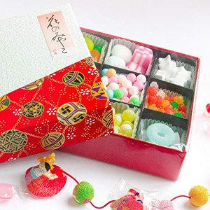 花の都 ( 京都 和菓子 お菓子 詰め合わせ 詰合せ 人気 定番 海外 小箱 プレゼント ギフト プチギフト お返し お ea-s-t-store