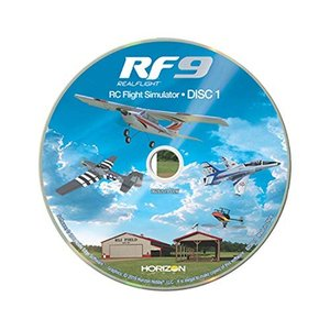 MALTAリアルフライト9 ソフトウエア単品(DVD) HORIZON版 RCフライトシミュレーター Real Flight 9 Horizon Hobby Editi|ea-s-t-store