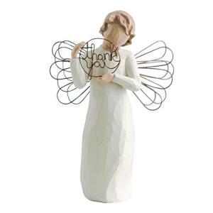 高さ14cm。手のひらサイズのかわいい彫像です。 心が伝わるヒーリングインテリア、ギフトとして、世界...