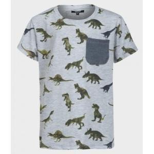 恐竜柄 Tシャツ 子供服 半袖  Riot Club [並行輸入品] ea-s-t-store