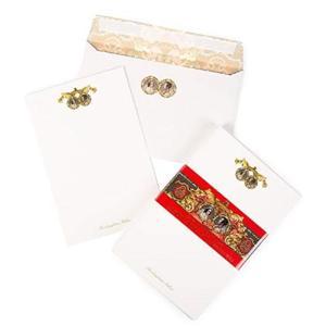 英国 バッキンガム宮殿 特別展 ヴィクトリア女王 生誕200年記念 グリーティングカード12枚 封筒付き [並行輸入|ea-s-t-store