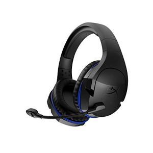 キングストン ゲーミングヘッドセット PS4対応 HyperX Cloud Stinger Wireless HX-HSCSW-BK ブラック ワイヤレス 2年保証|ea-s-t-store