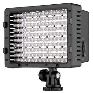 NEEWER CN-216 LED ビデオライト 216球のLEDを搭載 Canon、Nikon、などのカメラ&ビデオカメラに対応 【並行輸入品】|ea-s-t-store