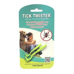 Tick Twister ダニ取り ティックツイスター 2本セット(サイズ違い) [並行輸入品]|ea-s-t-store