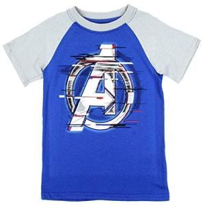 5522 Marvel Avengers マーベル アベンジャーズ Tシャツ 半袖 [並行輸入品] ea-s-t-store
