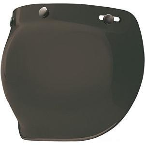 BELL ベル Custom500/Shorty/RT ヘルメット用 3 Snap Bubble 3スナップ バブル シールド ダークスモーク [並行輸入品]|ea-s-t-store