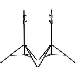 NEEWER 9 Feet / 260cm ヘビーデューティアルミ合金写真フォトスタジオライトスタンドキット 動画、ポートレートや|ea-s-t-store
