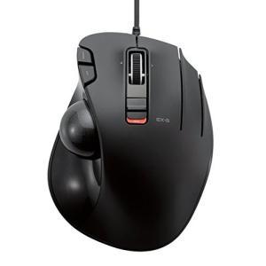 ELECOM Mouse trackball wired grip 6 button black M-XT3URBK [並行輸入品]|ea-s-t-store