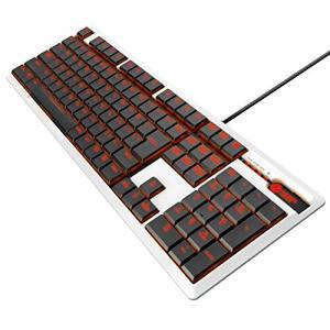エレコム ゲーミングキーボード 【ARMA】 メカニカル 独自の薄型設計 フルサイズ 5000万回耐久スイッチ 日本語配|ea-s-t-store