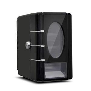 冷温庫 小型 ポータブル 車載 12V 自動販売機型 おしゃれ インテリア 350ml缶9本収納可能 約9L ペルチェ式 VS-419|ea-s-t-store