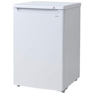 [山善] 冷凍庫 86L 前開き 家庭用 4段ケース 静音 ノンフロン 省エネ 半開き防止ドア 温度調節3段階 アジャスター|ea-s-t-store