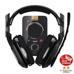 Astro ゲーミングヘッドセット PS4 対応 A40TR-MAP ブラック ミックスアンプ 付き ヘッドセット PS4/PC/Xbox/Switch/スマホ|ea-s-t-store