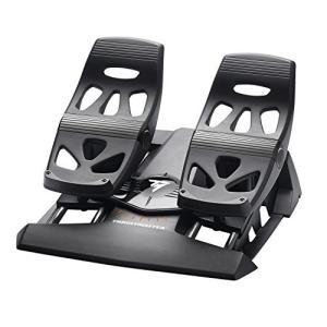 スラストマスター Thrustmaster TFRP Flight Rudder Pedals ペダル PC/PS4対応 [並行輸入品]|ea-s-t-store