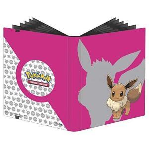 9947 ポケモン イーブイ カードゲーム・バインダー 9ポケット UP - 9-Pocket Pro-Binder Pokemon Eevee 2019 [並行輸入|ea-s-t-store