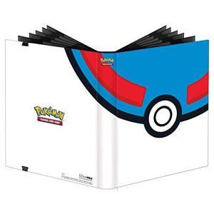 4546 ポケモン スーパーボール カードゲーム・プレミアム プロ バインダー 9ポケット Premium Pro-Binder - Pokem|ea-s-t-store