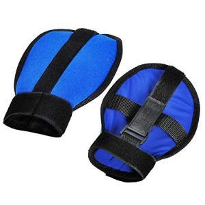 WAGOCORO リハビリテーション機械 訓練用 トレーニング手袋 補助固定手袋 脳卒中片麻痺 訓練...