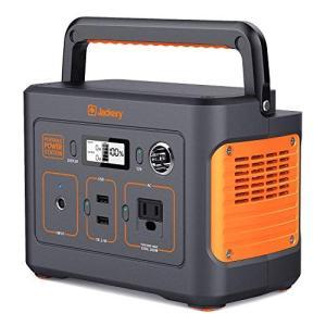 Jackery ポータブル電源 400 大容量110000mAh/400Wh 家庭用蓄電池 PSE認...