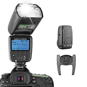 Neewer ワイヤレスフラッシュスピードライト Canon、Nikon、Sony、Panasoni...