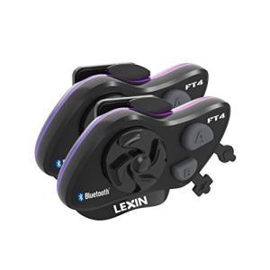 新品FT4 2台 4riders同時通話 バイク インカム bluetoothインターコム FM付き ステレオラジオ クリア音質 バイク無線|ea-s-t-store