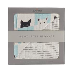 Newcastle Classics(ニューキャッスルクラシックス) ブランケット バンブーモスリン【日本正規品】日よけ 冷房対策|ea-s-t-store