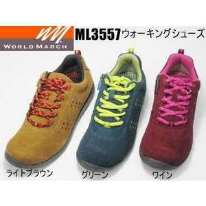 ワールドマーチ アウトレット WORLD MARCH レディース ウォーキング WL3557 返品交換不可|eagle-shoes