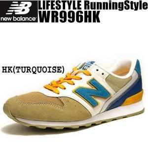 ニューバランス スニーカー ランニング レディース new balance WR996 HK ターコイズ|eagle-shoes