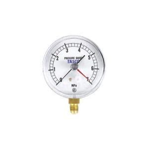 【送料無料】イチネンTASCO TA148AF-270 気密試験用圧力計設置針式【3〜5日で発送】|eagle8532