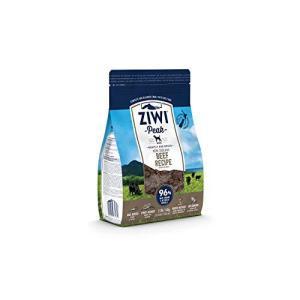 3〜5日で発送ZiwiPeak(ジウィピーク) エアドライ・ドッグフード NZグラスフェッド・ビーフ 1kg|eagle8532