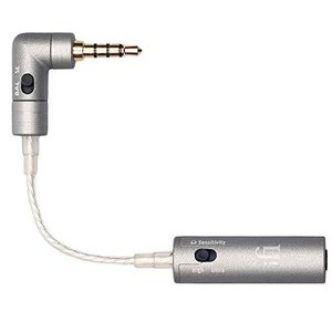 【送料無料】iFI Audio ノイズ軽減アダプタ iEMatch 2.5 IEMATCH2.5【2〜5日で発送】 eagle8532