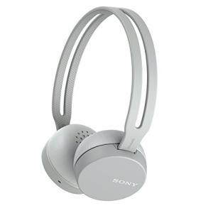 【送料無料】ソニー ワイヤレスヘッドホン WH-CH400 : Bluetooth対応 最大20時間連続再生 マイク付き 2018年モデル グレー W|eagle8532