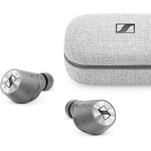 【送料無料】Sennheiser(ゼンハイザー) / MOMENTUM True Wireless (BLACK) Bluetooth対応 完全ワイヤ|eagle8532