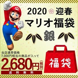 福袋2020 マリオ福袋 銀(9点入り)