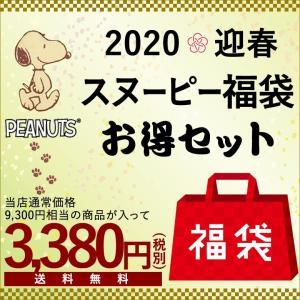 福袋2020 スヌーピー福袋 お得セット(5点入り)
