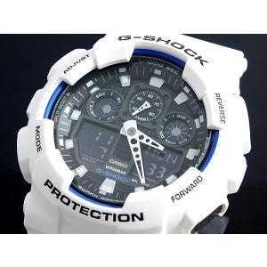 レビューで次回2000円オフ 直送 カシオ CASIO Gショック G-SHOCK ハイパーカラーズ 腕時計 GA-100B-7A 【腕時計 海外インポート品】